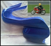Aermacchi Double Bubble Full Fairing - AERFFA