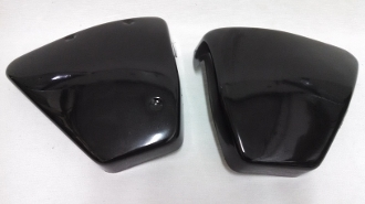 Triumph Trident side covers - TRISCD